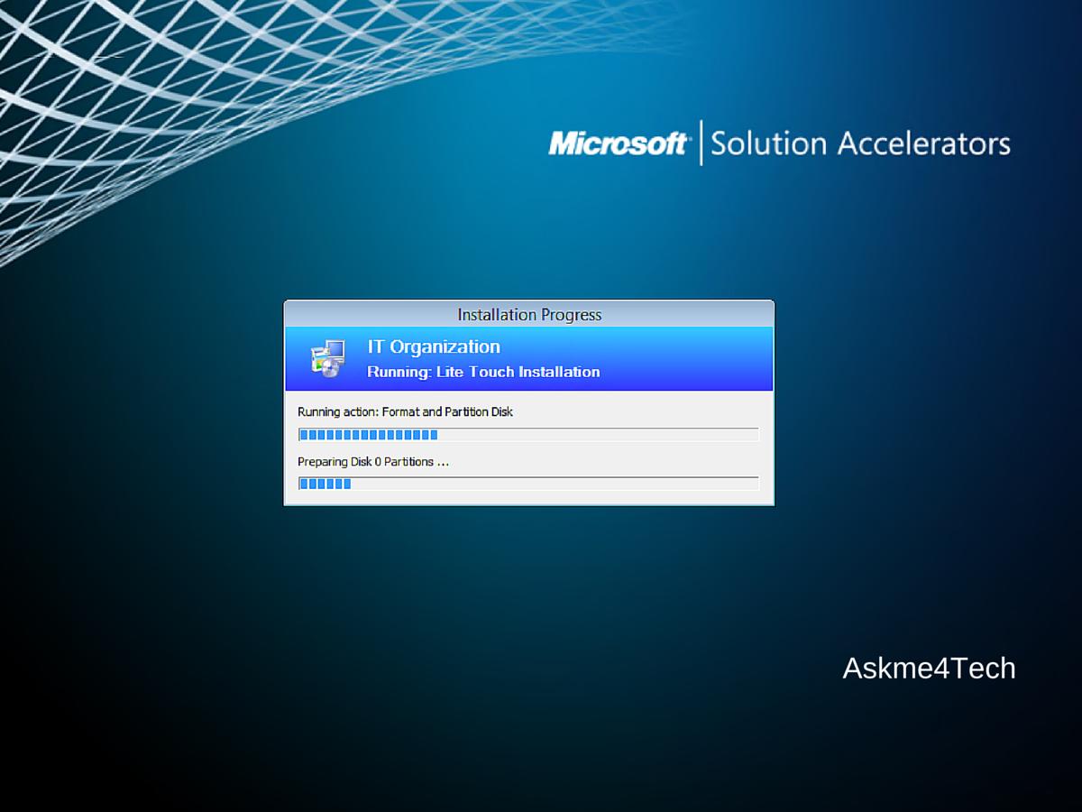 Building a custom windows iso with mdt 2013 askme4tech for Custom windows
