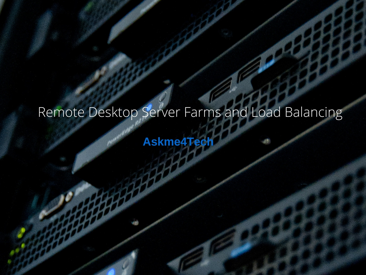 Install and configure remote desktop gateway server askme4tech in the previous part of this article explain how can install remote desktop services xflitez Gallery