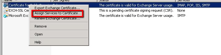 Change Internal Names in Exchange Server for new SSL Certificate ...