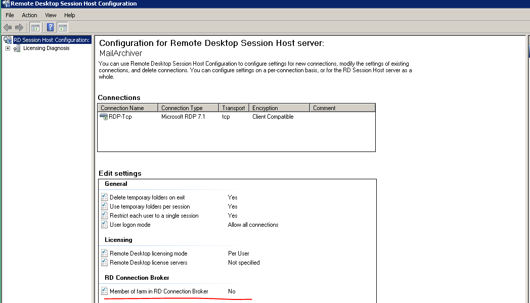 Remote Desktop Server Farms and Load Balancing-Part 2