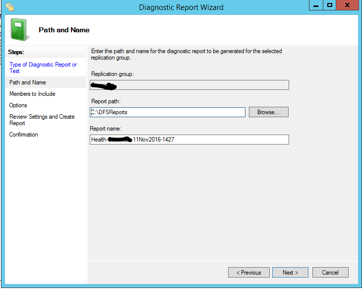 How can monitoring DFS Replication in Windows Server 2012 | Askme4Tech