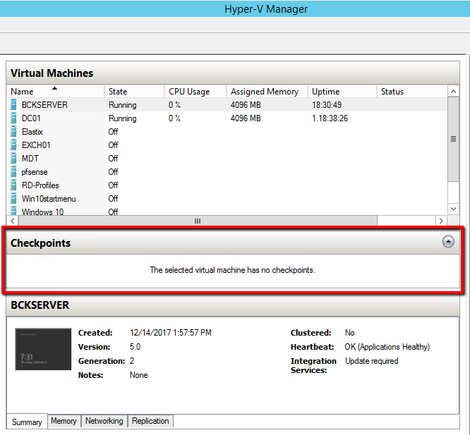 How to use HYPER-V Manager - Part 2   Askme4Tech