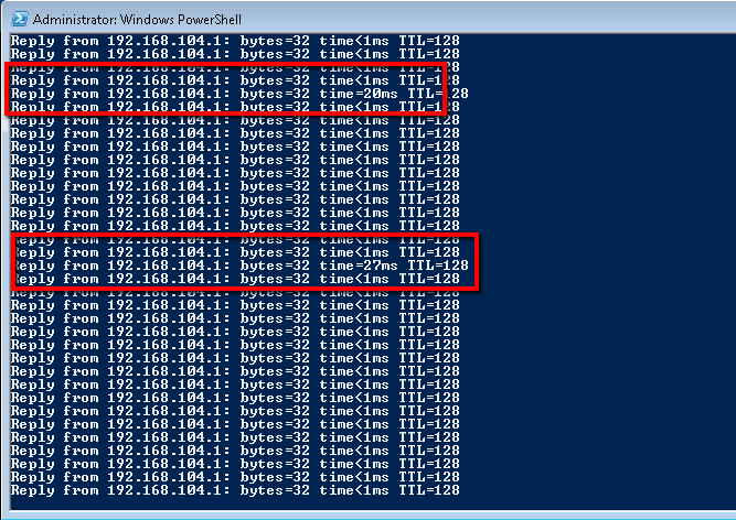 HYPER-V Virtual Machines packet loss with VMQ Enable | Askme4Tech
