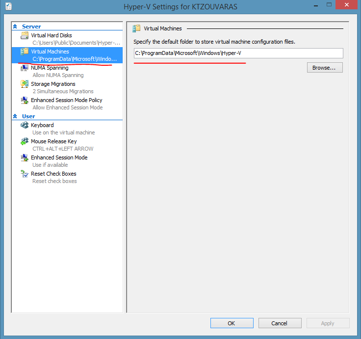 How to Export and Import Virtual Machine in HYPER-V | Askme4Tech