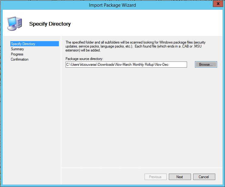 Apply Windows Updates in Offline Media with MDT 2013 | Askme4Tech