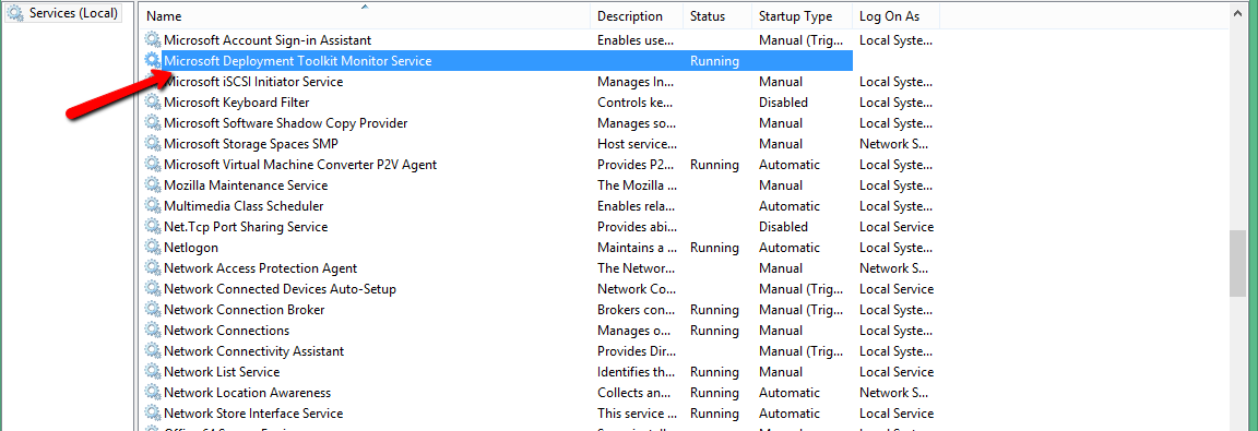 Monitoring Deployment with MDT 2013 | Askme4Tech