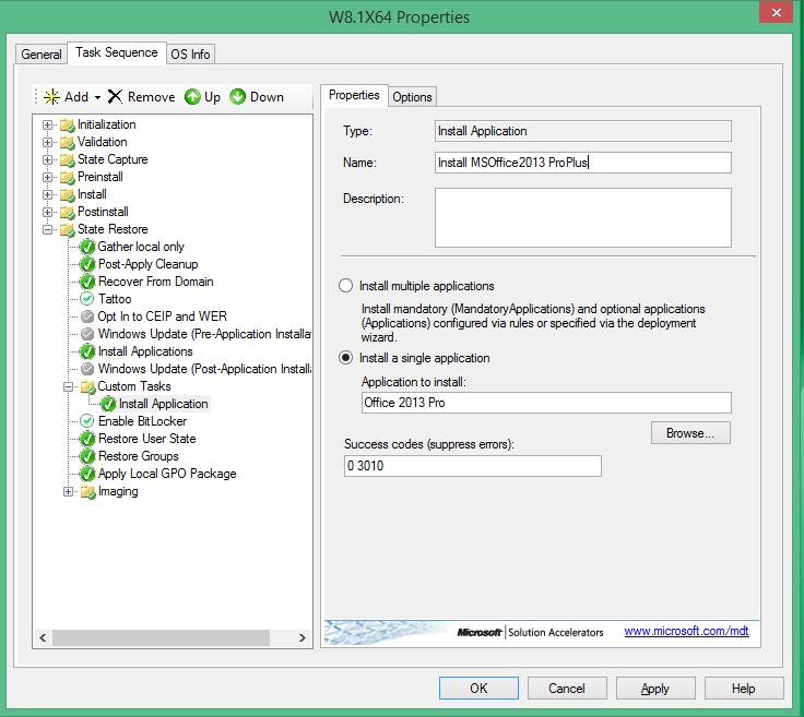 Building a Custom Windows ISO with MDT 2013 | Askme4Tech