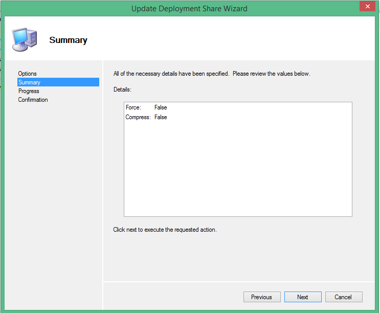 Enable Deployment Logs for Troubleshooting in MDT 2013