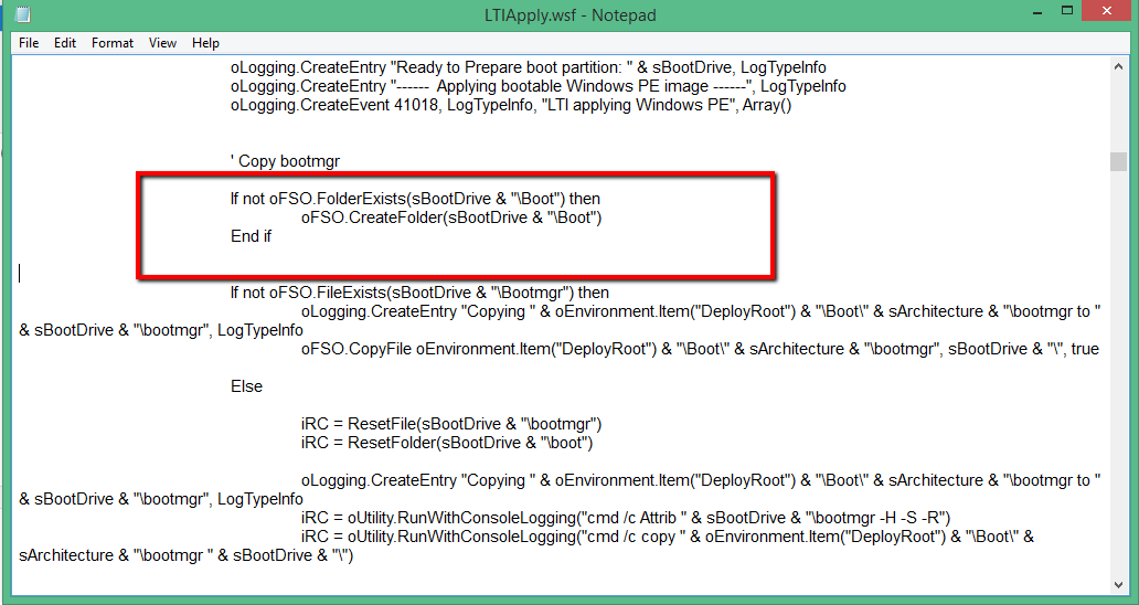 Sysprep and Capture Task Sequence failed in MDT 2013 | Askme4Tech