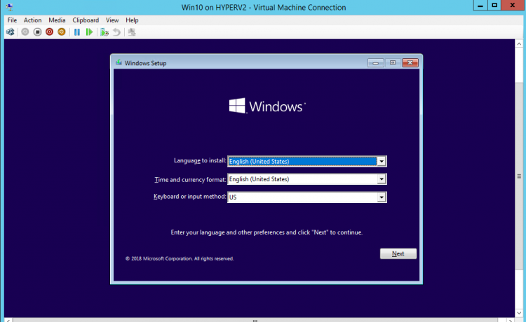 how to sysprep windows 10 1809