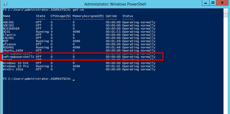 How can create and configure Virtual Machine in HYPER-V with