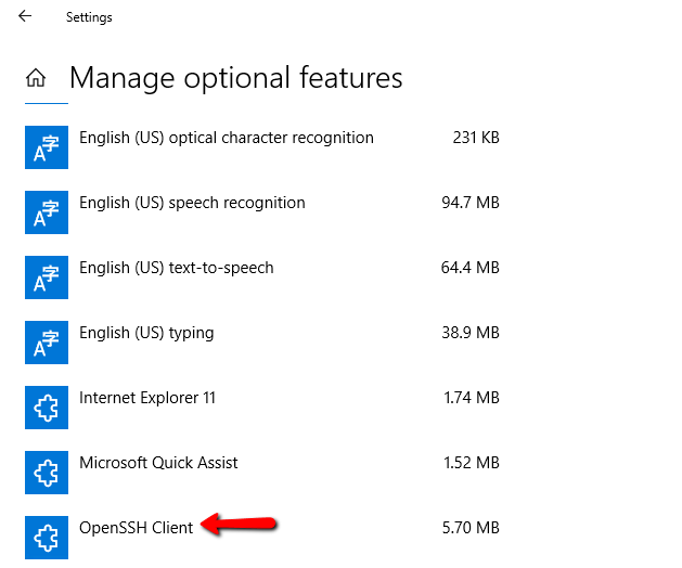 Powershell check if optional feature is installed