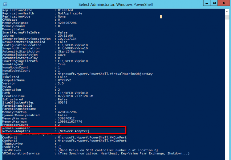 How to use Powershell to get VM IP Addresses in HYPER-V | Askme4Tech