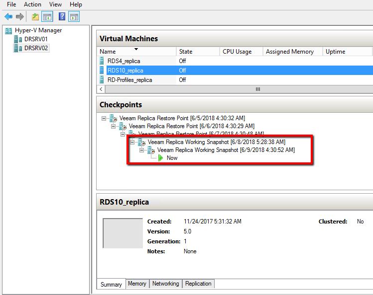 Troubleshooting Veeam Backup & Replication error 32768 when