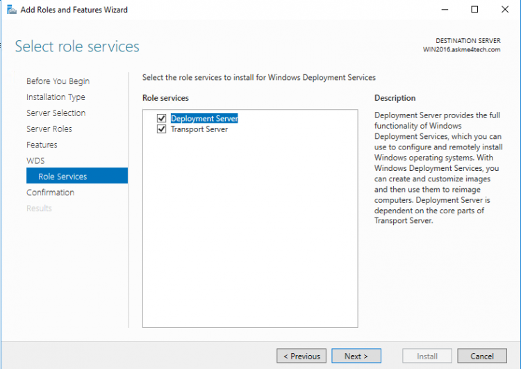 How Deploy Windows image using MDT and WDS in Windows Server