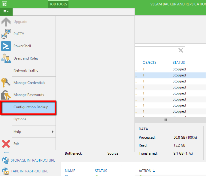 Migrate Veeam Backup Server to new Server | Askme4Tech