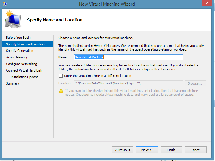 How to Convert Vmware Virtual Machine to HYPER-V | Askme4Tech