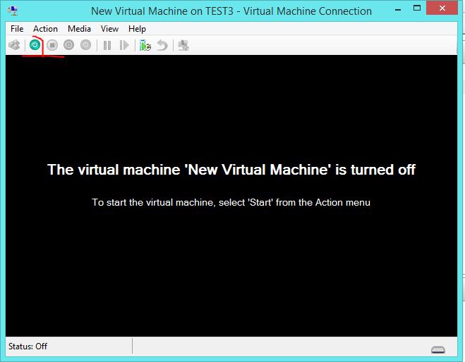 how to change virtual machine time